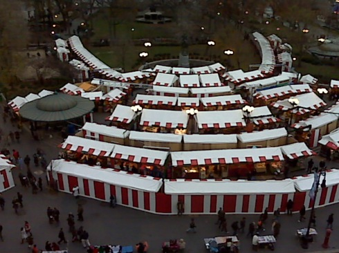 Union Square Holiday Fair